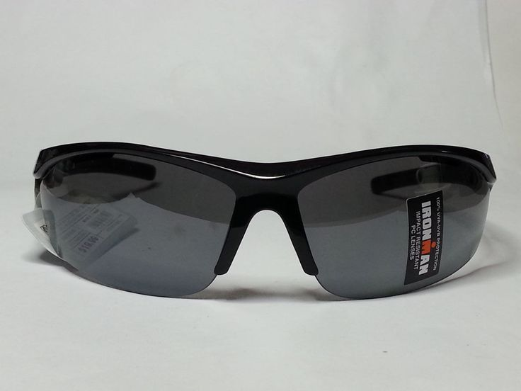 #ebay Ironman sport men's sunglasses black wrap style Impact Resistant PC lens100% UVA withing our EBAY store at  http://stores.ebay.com/esquirestore