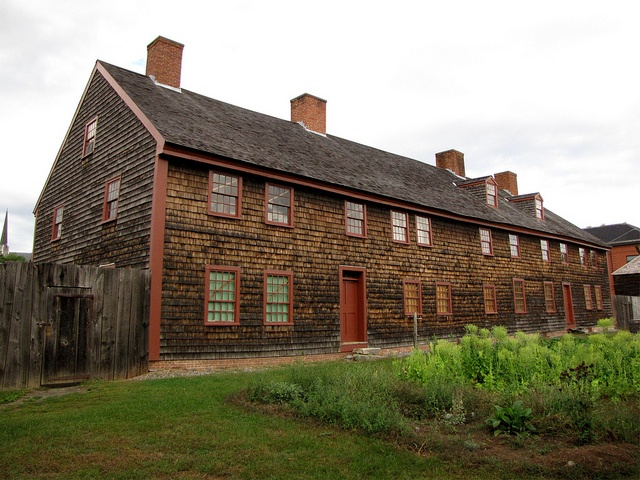 Old Fort Western, Augusta, Maine (ME)