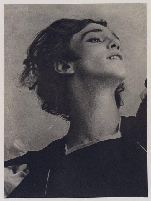 Vaslav Nijinsky in the role of Albrecht in Giselle.