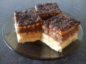 A Milka csoki Hozzávalói: 0,5 kg kristálycukor 3 ek kakaópor 2 dl tejszín 2 db vanília cukor 10 dkg teavaj 35 dkg tejpor A Milka csoki Elkészítése: