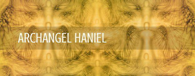 ARCHANGEL HANIEL https://www.guardian-angel-reading.com/blog-of-the-angels/archangel-haniel/ #GuardianAngelReading #PadreMedium