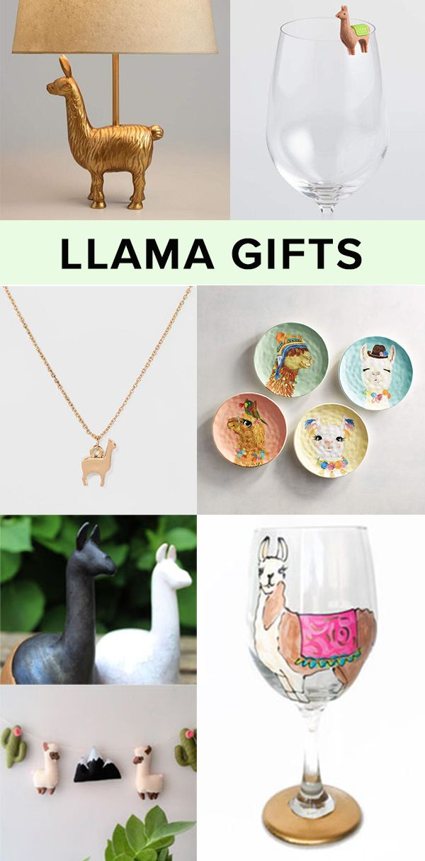 Find the perfect llama jewelry and gift ideas for llama and alpaca lovers