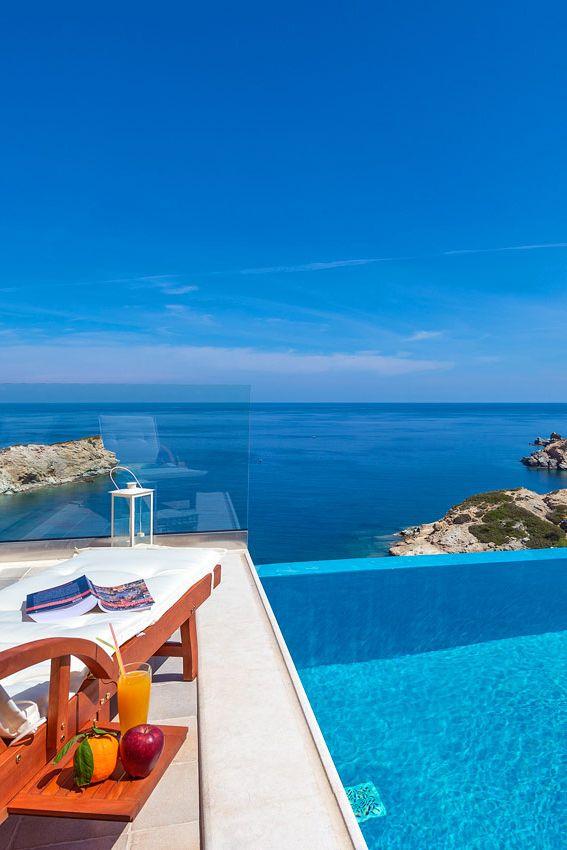 Have wonderful sea view