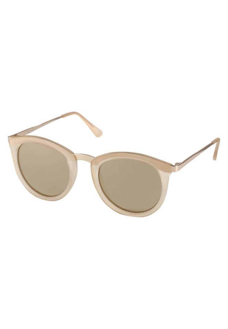 Even&Odd Sonnenbrille in Butterfly Form oder rund in Schwarz, One Size