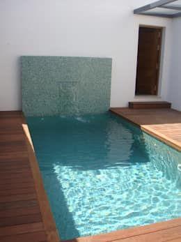 M s de 25 ideas incre bles sobre piscinas modernas en for Piscinas modernas minimalistas