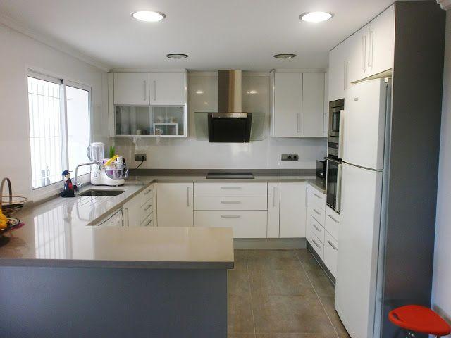 La reforma de la cocina: siempre hay un proyecto adecuado para cada familia - Cocinas con estilo
