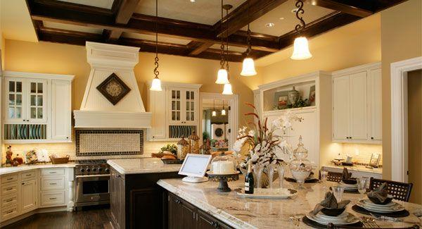 19 best dream kitchen house plans images on pinterest for Dream kitchen floor plans