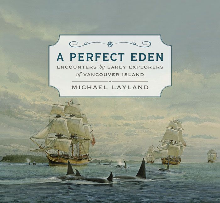 A Perfect Eden by Michael Layland, finalist for the 2017 Bill Duthie Booksellers' Choice Award