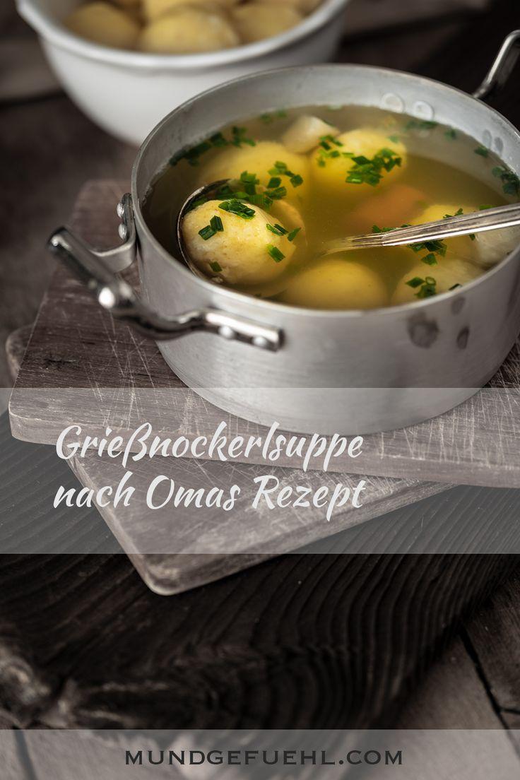 Rezept Rezepte Omas Rezepte Und Nockerl