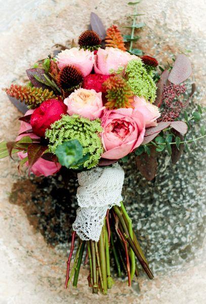 Bouquet da sposa primavera-estate 2015: dai colore alle tue nozze! Image: 8