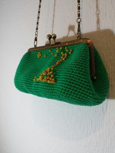 Crochet bag/bolso de crochet