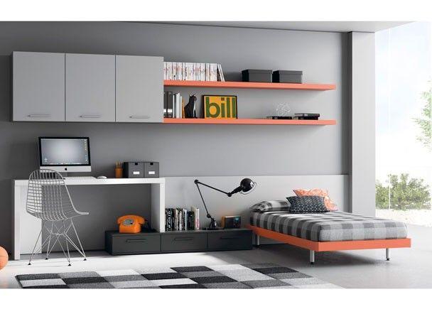 Dormitorio juvenil: DORMITORIO JUVENIL 079-112012