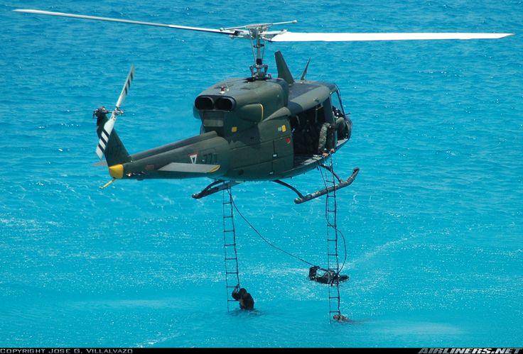 Bell 212 Twin Two-Twelve (Мексиканский залив)