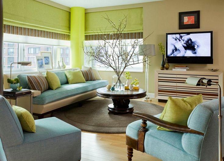 гостиная и зеленый диван дизайн фото: 20 тыс изображений найдено в Яндекс.Картинках
