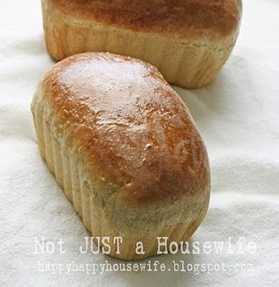 making mini bread loaves - making these right now. Love the smell of fresh baked bread!