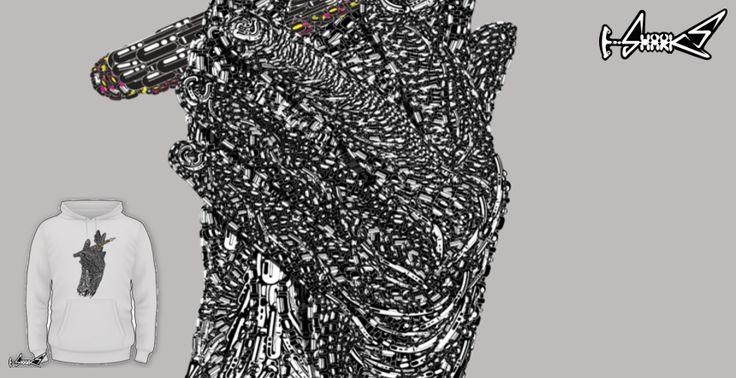 Hoodies - Design: Pen X Life Hoodie - by: Mark Joseph Paje