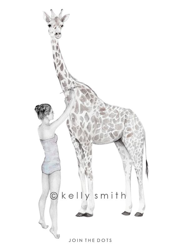 Birdy & Me : Illustrations & Musings by Kelly Smith: signed AND NUMBERED (On the Prowl series)