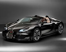 "I am not into cars at all but isn't this one beautiful?!       Bugatti Veyron 16.4 Grand Sport Vitesse ""Jean Bugatti"""