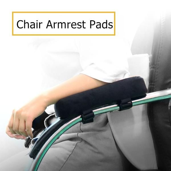 Rotating Computer Arm Support In 2020 Pad Arm Pillow Office Chair