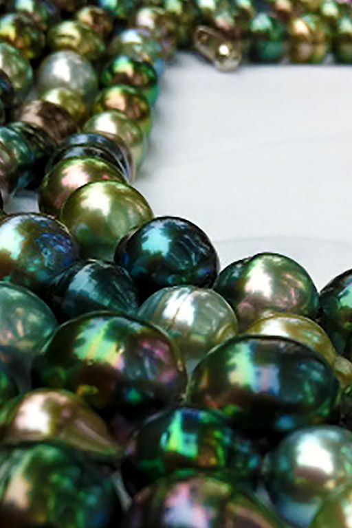 Fijian pearls