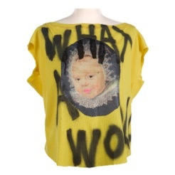 Yellow makes us happy http://www.sassas-dresscode.com/product.asp?catid=320