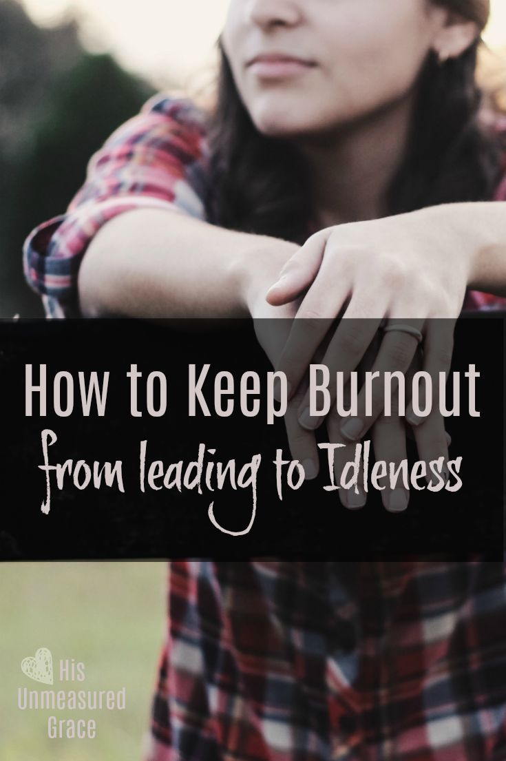 Have you ever done so much that you ended up with burnout? Most women know exactly how doing too much can lead to a total state of exhaustion.There are so many good things to do whether it be homeschooling, teaching a Sunday School class, ...
