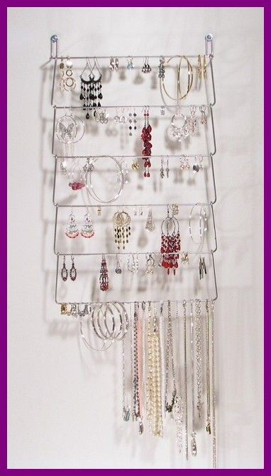 81 best jewelry organizer images on Pinterest Organizers Good