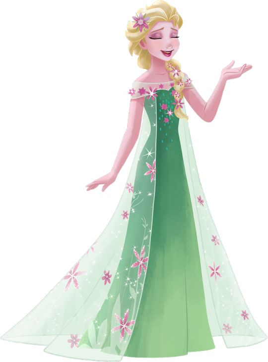 Elsa, Frozen Fever.
