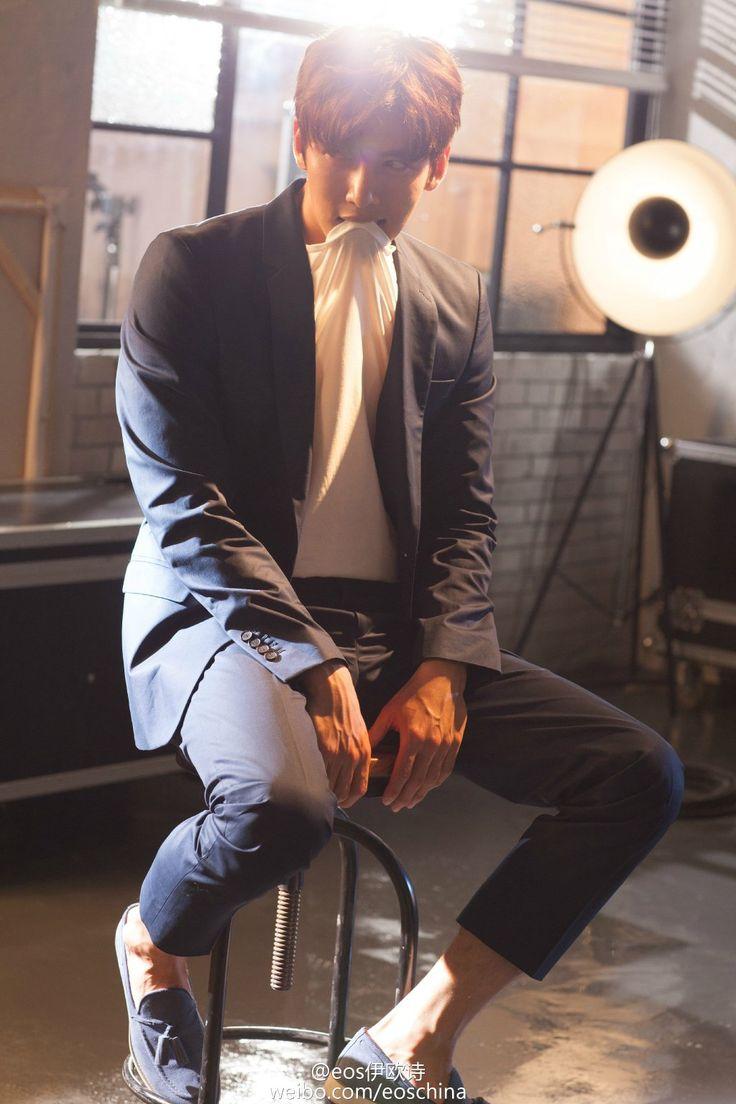 Ji Chang Wook for GQ magazine Dec 2016              Spoiler