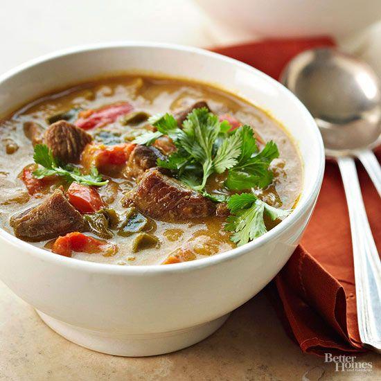 Tasty Chili Recipes Seasons Pork And Stew