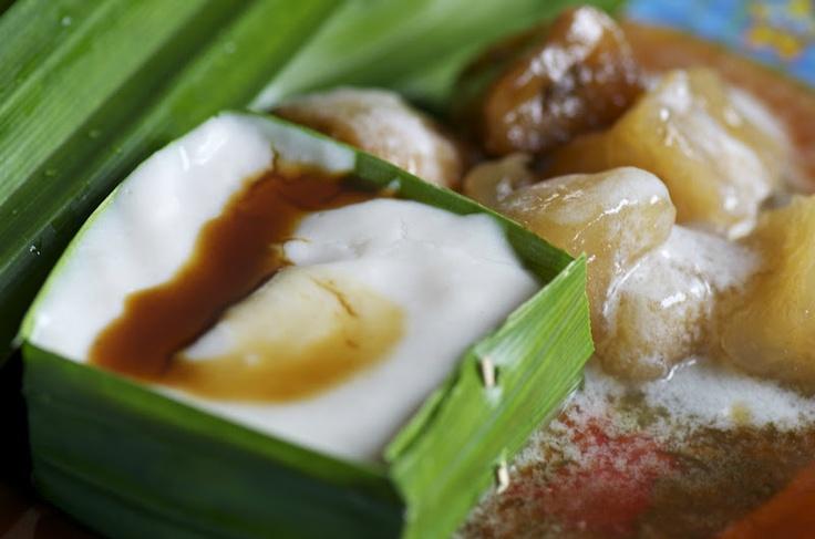 Bubur Sum Sum - indonesian desert or snack