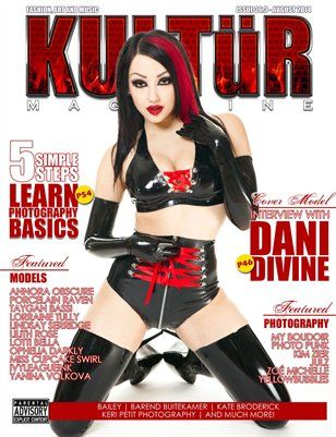 Kultur Mag: Kultur - Issue 36.3 - August 2014, $27.95 from MagCloud http://www.kulturmagazine.com