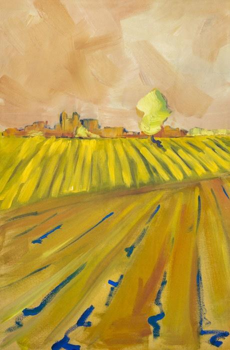 Soleil Mannion -Vineyards
