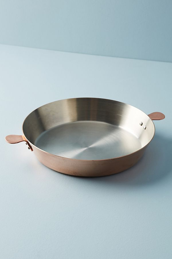 Mauviel M'passion Copper Tarte Tatin /