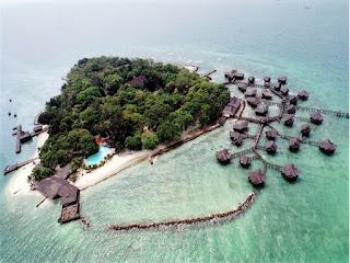 pulau seribu, indonesia