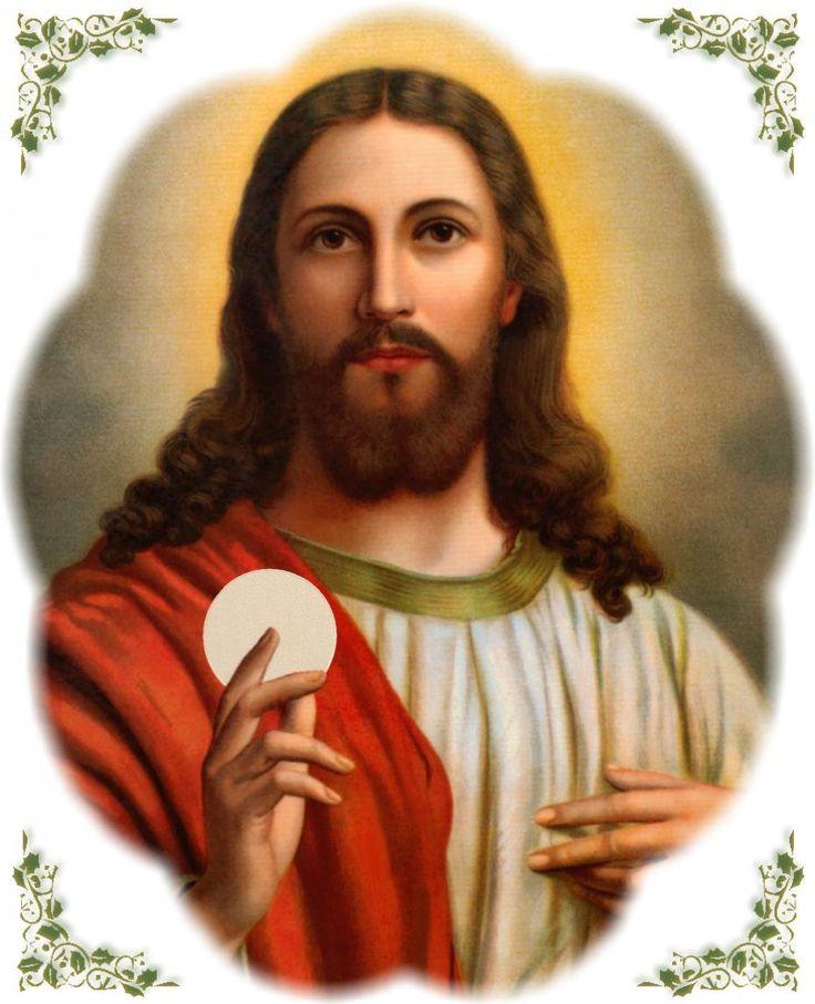 jesus-et-l-hostie.jpg (930×1147)