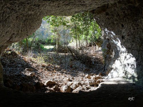 Panoramio - Photos by FRANCO CRESTONI Cave near Civita Castellana (Etruscan City) Lazio-Italy