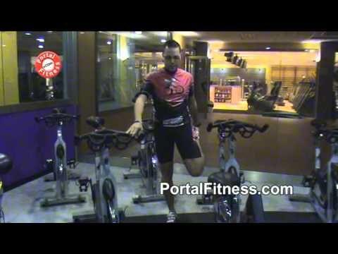 Ejercicios de estiramiento en las clases de ciclismo Indoor - http://dietasparabajardepesos.com/blog/ejercicios-de-estiramiento-en-las-clases-de-ciclismo-indoor/