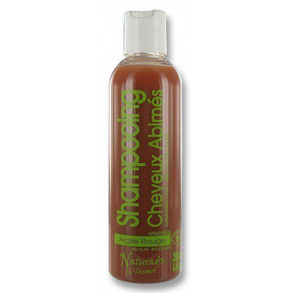 Organiczny bio szampon do włosów zniszczonych