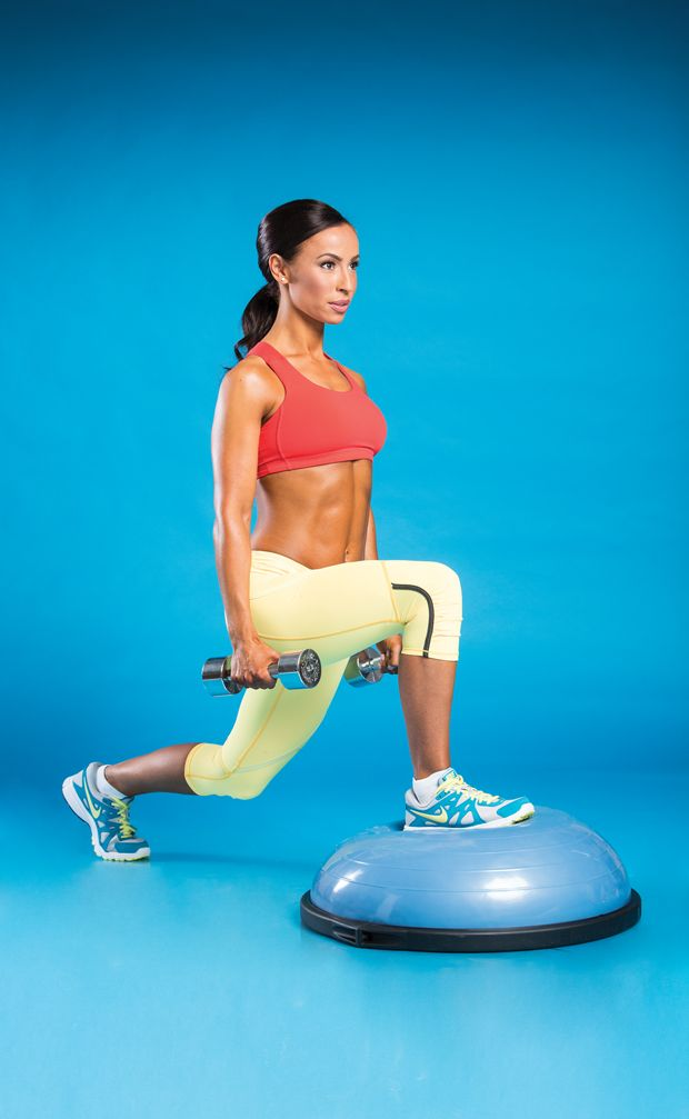10 Best images about Have a bosu ball! on Pinterest ...