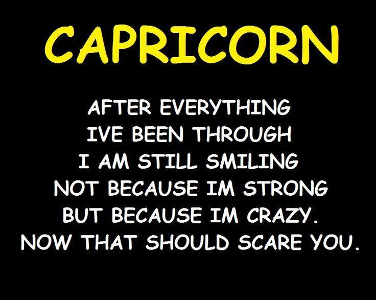Daily Horoscope (notitle) Capricorn life, Horoscope