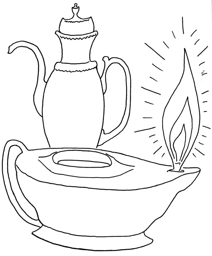 coloring pages 10 virgins - photo#28