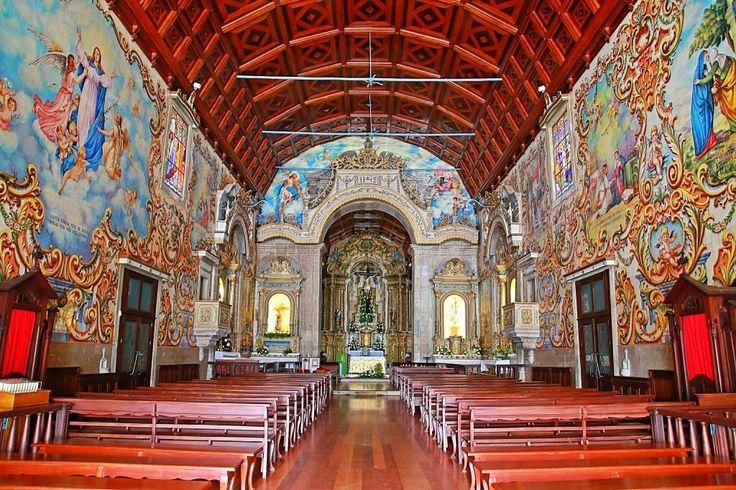 Igreja Paroquial de Válega, Ovar, Portugal   © Susana Soares