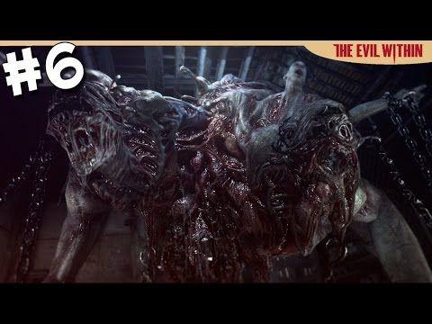 The Evil Within - Прохождение На Русском ► ЭТОТ БЕЗУМНЫЙ МИР. Выпуск #06