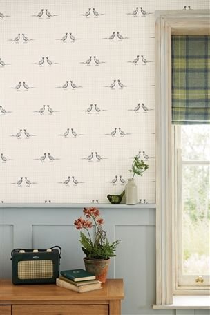 Buy Pheasants Wallpaper from the Next UK online shop