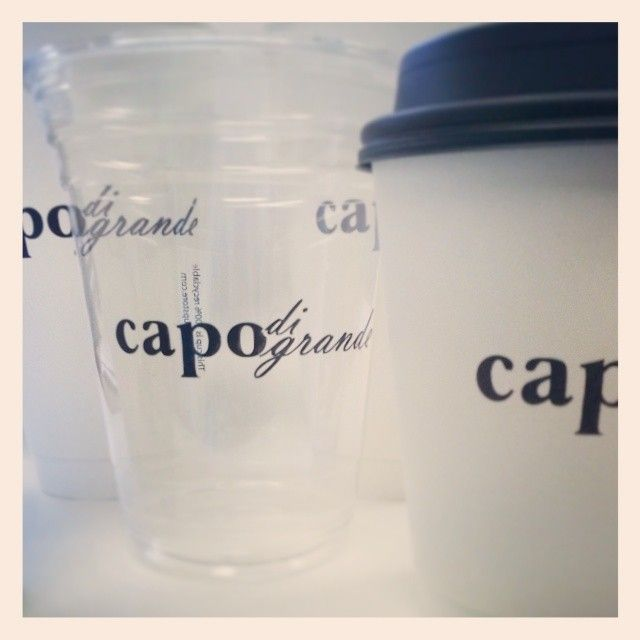 With our small print minimums as low as just 100 cups, custom-branded products are suddenly very accessible. Now small and local coffee shops can look professional and distinguished! #coffee #tea #coffeeshop #local #craftbeer #localcoffee #canada #canadian #manitoba #winnipeg #print #idea #blackandwhite #coffeeaddict #capodigrande
