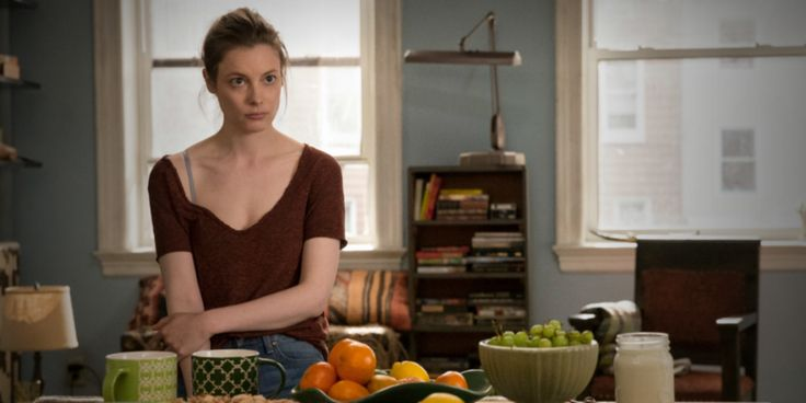 """Girls"" Guest Star Gillian Jacobs on Mimi-Rose Howard's Bad Art and Off-Putting Personality  - Cosmopolitan.com"