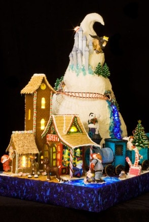 Sheraton Seattle Gingerbread Village - from November 20, 2012 until January 1, 2013 - 24hrs/day