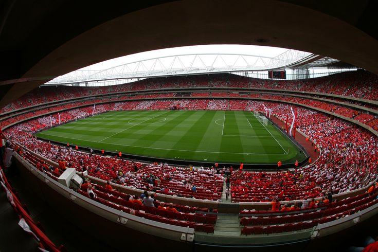 Watch Arsenal live at Emirates Stadium