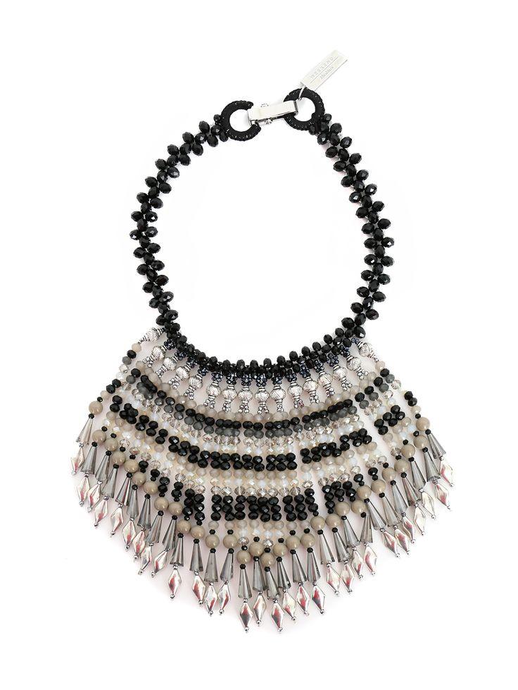 Купить Weekend мультиколор ожерелье из стекла и металла (221504), цена на ожерелие в интернет-магазине Bosco.ru – 13 900 руб.